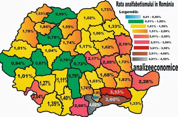 Ignoranța la ea acasă, în România