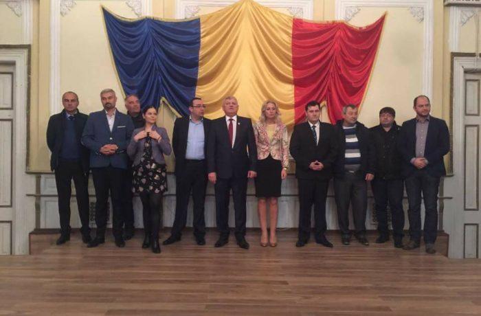 Candidaţii PSD, prezentaţi electoratului social-democrat din Dej