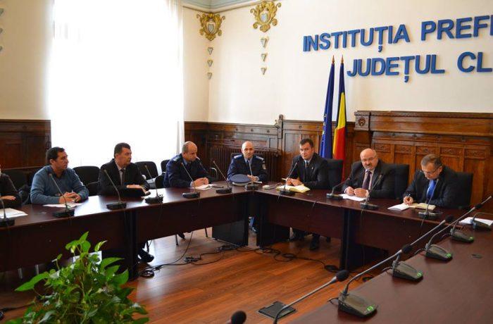 Scădere semnificativă a infracţionalităţii în domeniul silvic, în județul Cluj