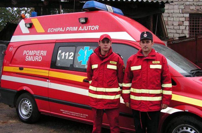 Pompierii la datorie, pe timpul minivacanței de 1 Decembrie
