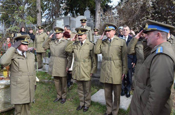 Eroul  Vasile Unguraş, comemorat la Dej