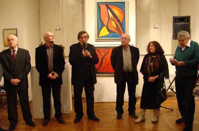 La Muzeul de Artă din Cluj-Napoca:  SALONUL  ANUAL DE ARTĂ
