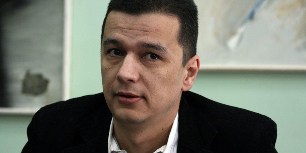 Sorin Grindeanu, noua propunere PSD pentru funcţia de premier