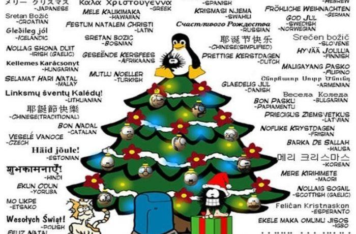 Babel de Crăciun !
