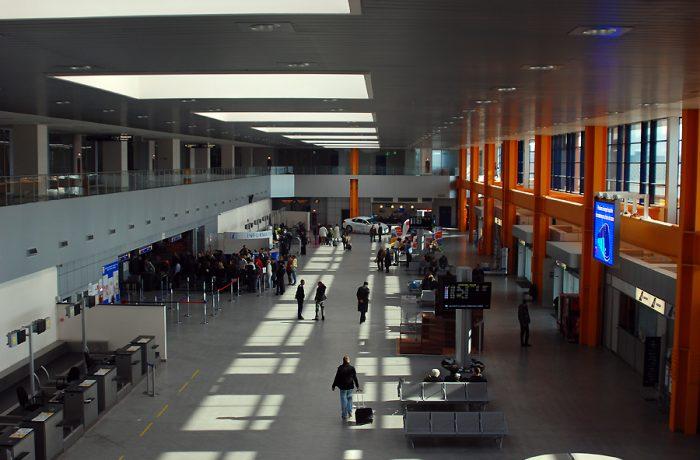 """Modernizarea terminalului plecări, la  Aeroportul Internaţional """"Avram Iancu"""" Cluj"""