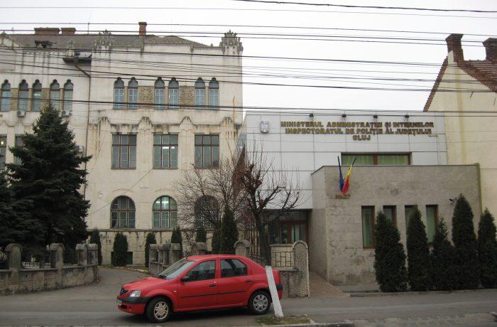 Spiritul civic, apreciat şi promovat de IPJ Cluj