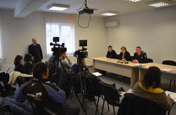 Evaluarea activității ISU Cluj