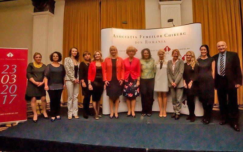 Asociaţia Femeilor Chirurg din România, lansată la Cluj