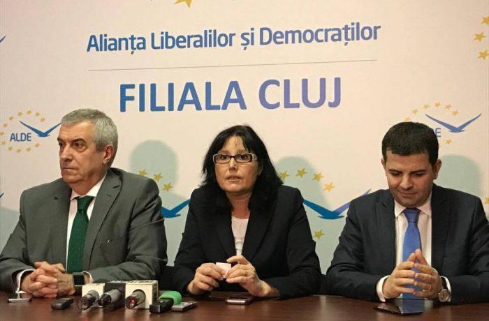 Se stinge conflictul în ALDE? Un clujean din conducerea organizației județene nu-și mai asumă să fie cocoș