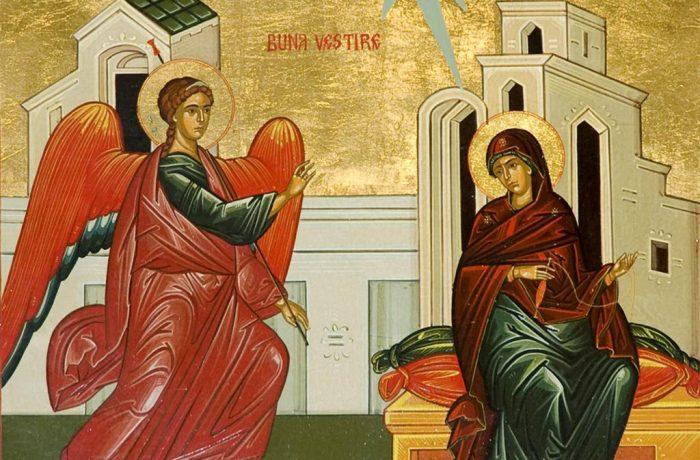 Buna Vestire, cea mai veche sărbătoare a Maicii Domnului