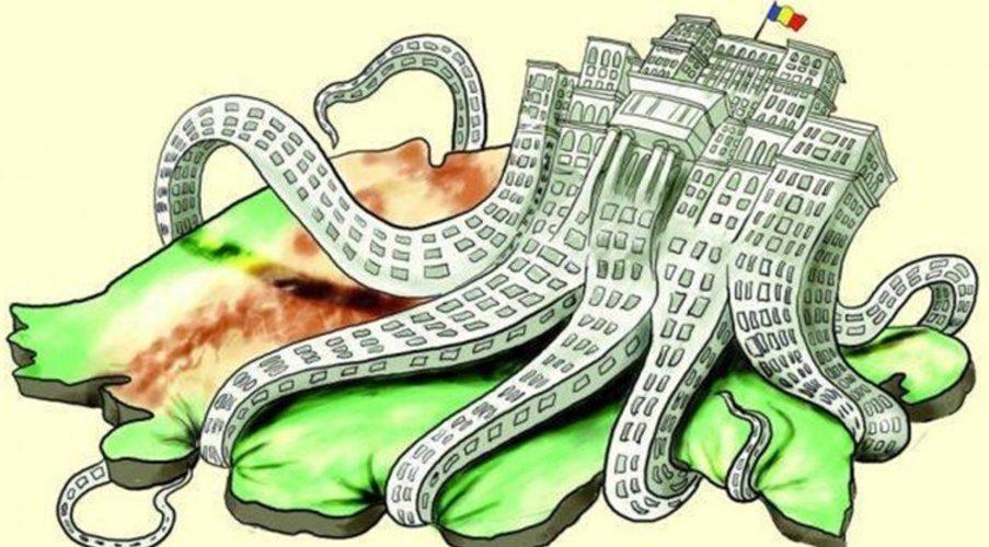La vremuri noi, metehne vechi: corupția!