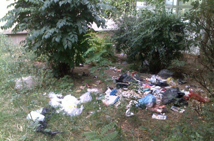Primăria Dej organizează acţiunea: Împreună pentru un oraș mai curat!