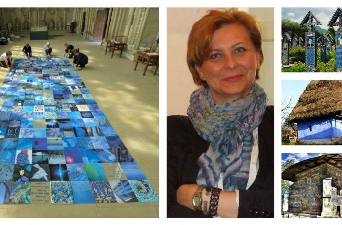 """De vorbă cu prof. dr. Loredana Tomșa, despre """"limbajul albastrului"""" în Transilvania"""