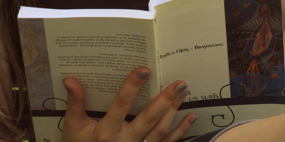 Doamna misterelor:  Rodica Ojog-Braşoveanu