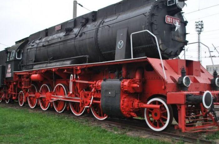 """Proiect de lege pentru """"Muzeul Locomotivelor"""" din Dej"""