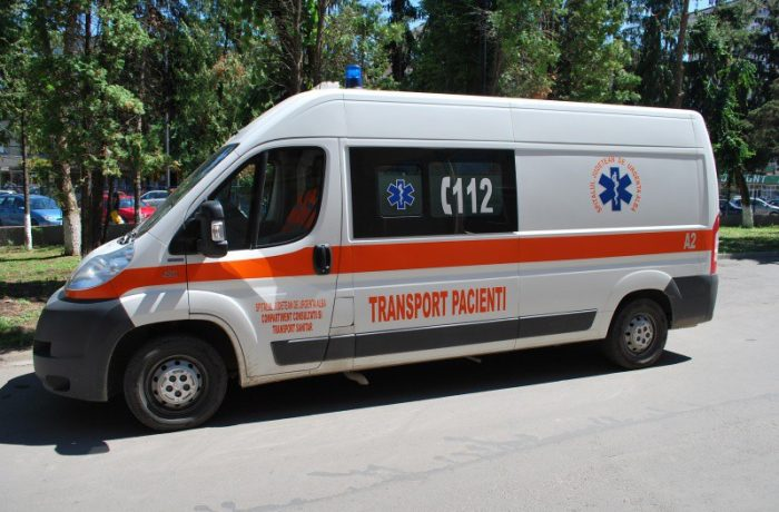 Sindicaliştii de la Ambulanţă ies în stradă!