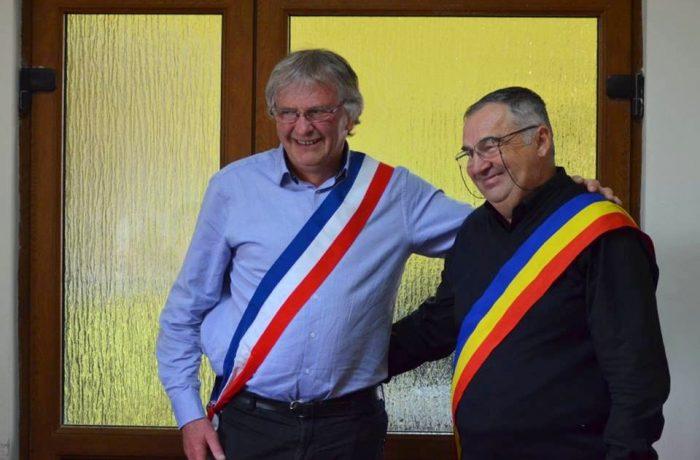 Legătura dintre comunele Chiuiești și Fouilloy a devenit oficială!