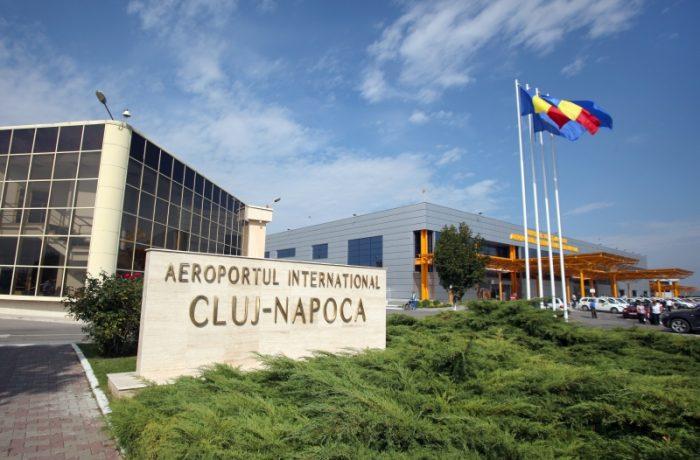 "Proteste la Aeroportul ""Avram Iancu"" Cluj"