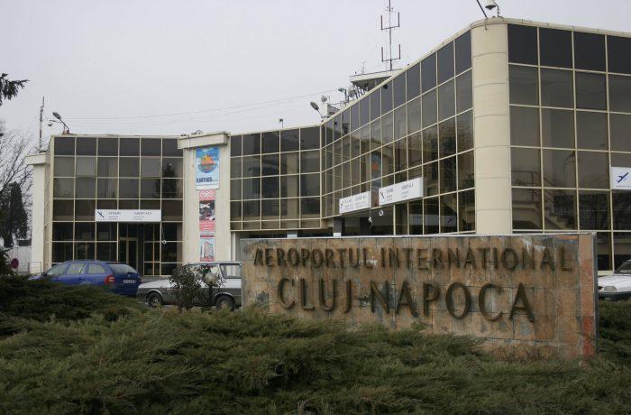 """Aeroportul Internațional """"Avram Iancu """"Cluj are o nouă platformă de staţionare aeronave"""