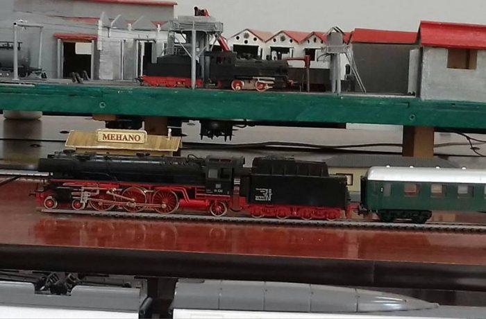 O altfel de școală, la Muzeul Locomotivei din Dej-Triaj