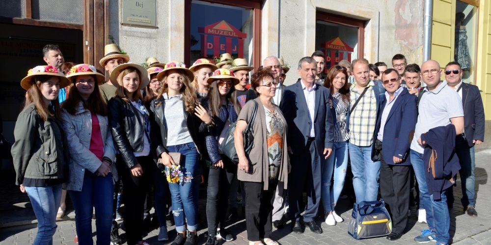 Săptămână culturală dejeană în Le Quesnoy, Franța