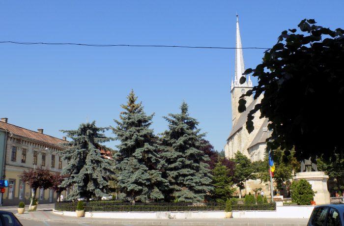 Restricții de circulație  în centrul municipiului, de miercuri până duminică!