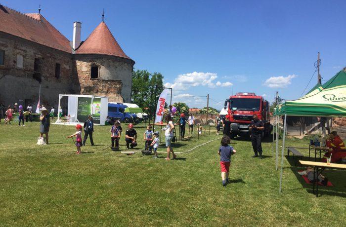 Pompierii au fost la datorie pe perioada minivacanței de Rusalii