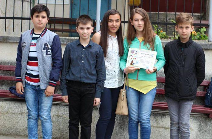 Elevii din Chiuiești, știu, participă și câștigă!