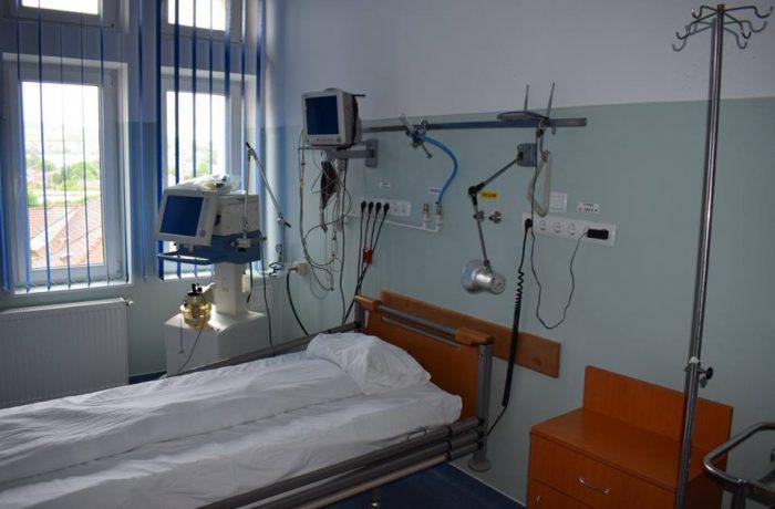 Numărul de paturi în spitale nu va crește în perioada 2020-2022