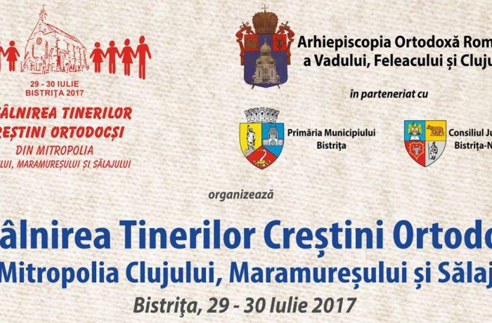Întâlnirea Tinerilor Creştini Ortodocşi din Mitropolia Clujului, Maramureşului şi Sălajului – ediția 2017
