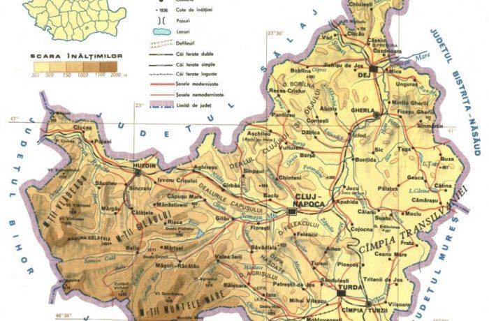 Bani pentru oraşele şi comunele judeţului Cluj
