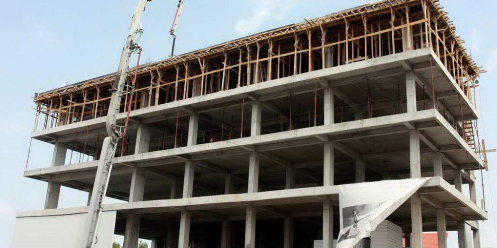 România a avut cea mai mare scădere anuală a lucrărilor de construcții din UE în luna mai