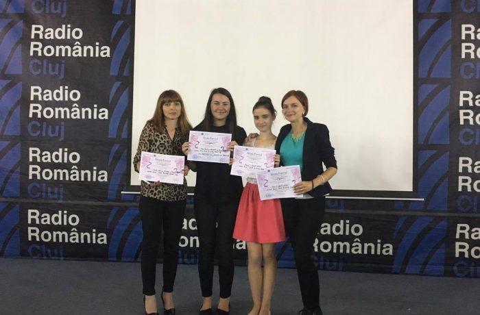 """Trei trupe de teatru de la Școala """"Avram Iancu"""", pe podiumul festivalului """"Come with Us to Dramaland"""""""