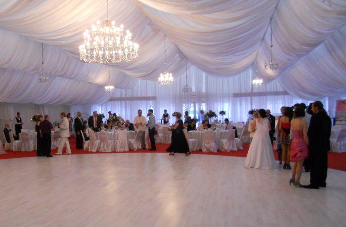 """La nuntă, cu ANAF: Operațiunea """"Ballroom"""""""