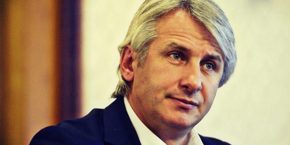 Eugen Teodorovici demis pentru insubordonare