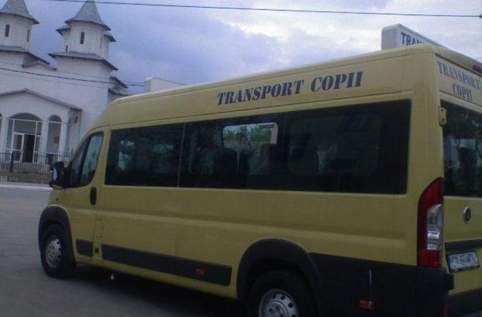 Proiect: Centurile de siguranță, obligatorii în transportul școlar