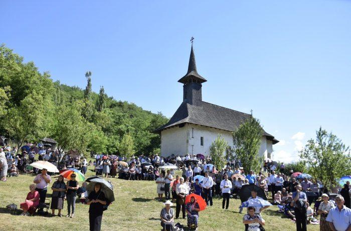 Mănăstirea de la Vad și-a sărbătorit hramul: Sfântul Ștefan cel Mare
