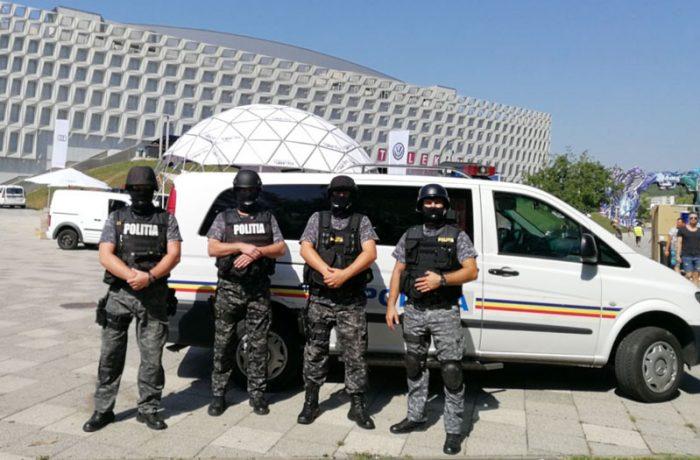 IPJ Cluj: intervenții în peste 600 de evenimente semnalate de cetăţeni