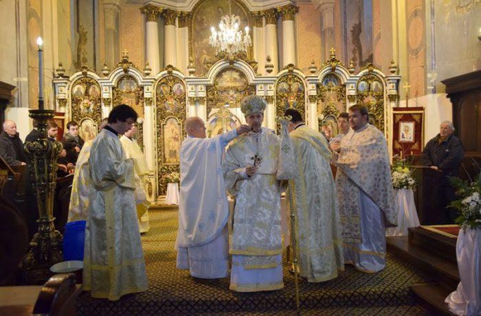 Duminică se împlinesc 15 ani de la înscăunarea celui de-al 9-lea Episcop eparhial de Cluj-Gherla, PS  Florentin Crihălmeanu