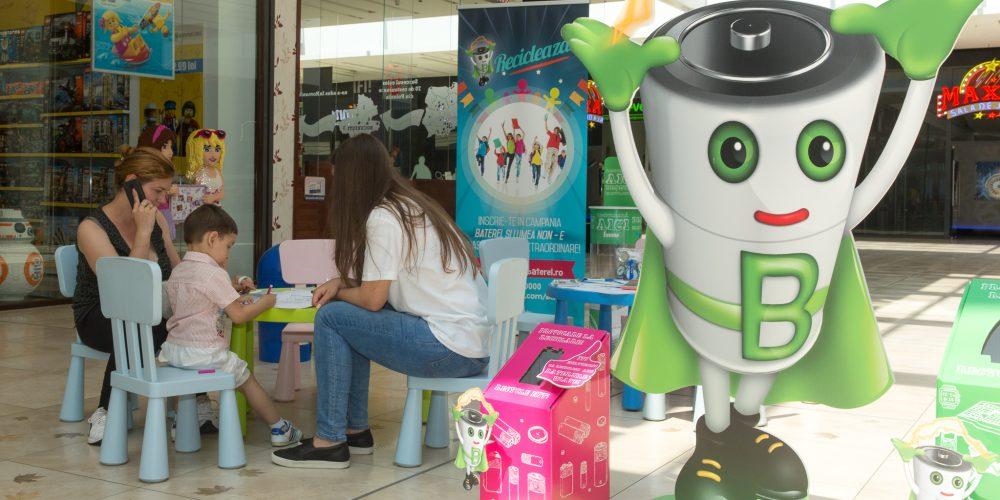 Școlile din România iau startul la reciclare