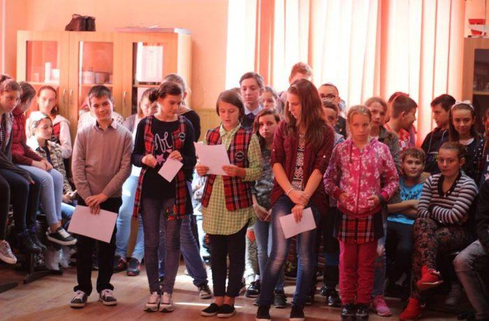 Ziua Europeană a Limbilor, sărbătorită la Școala Gimnazială Chiuiești