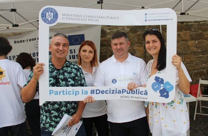 Secretarul de Stat  Vicențiu Știr, își dorește ca partener de dialog, un cetățean educat şi informat