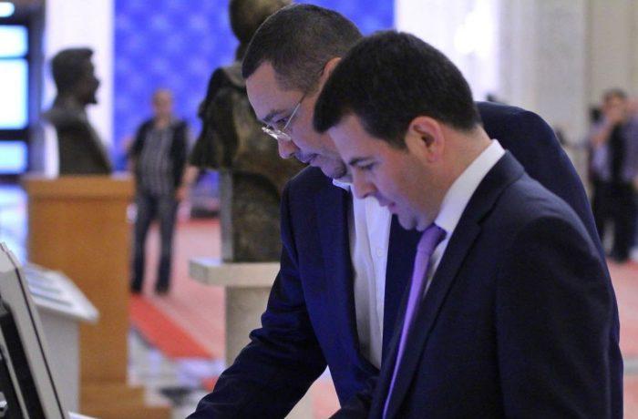 Victor Ponta și Daniel Constantin au lansat duminică un nou partid