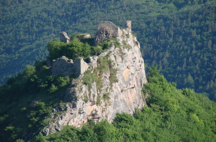 De văzut: Cetatea de la Liteni
