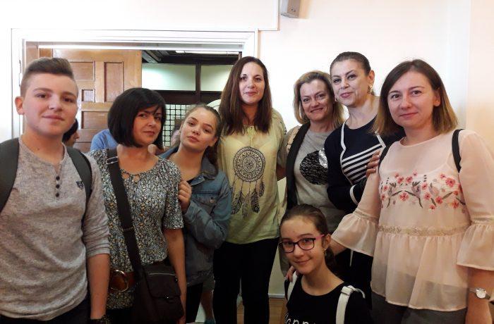 """Școala """"Avram Iancu"""": schimb de experiență în cadrul unui proiect Erasmus"""