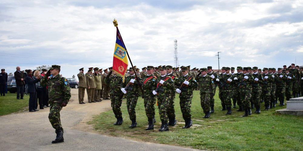 Ziua Armatei României, celebrată şi la Dej