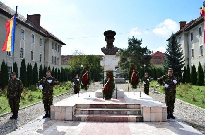 """15 ani de la înfiinţarea Bazei 4 Logistică ,,Transilvania"""""""