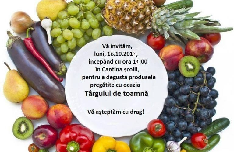"""""""Târg de toamnă"""" caritabil pentru Mădălin"""