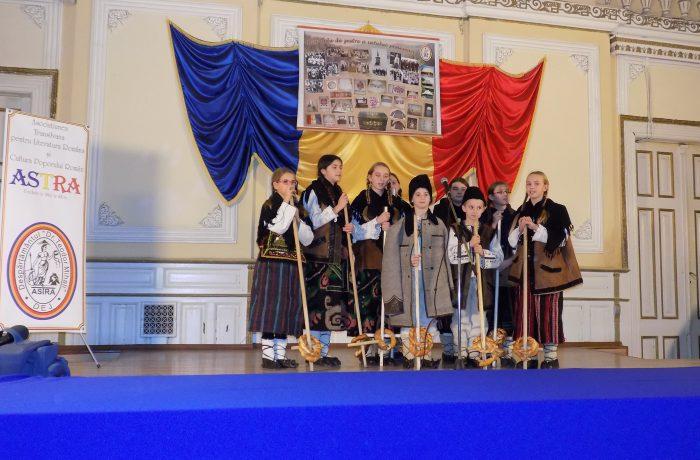 Astriștii au deschis seria concertelor de colinde la Dej