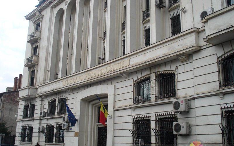 Înalta Curte de Casație și Justiție a trimis la Curtea Constituțională toate Legile Justiției, pe motiv de neconstituționalitate